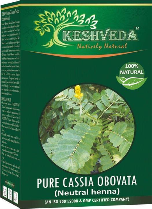 Keshveda Pure Cassia Obovata (Pack Of 3)