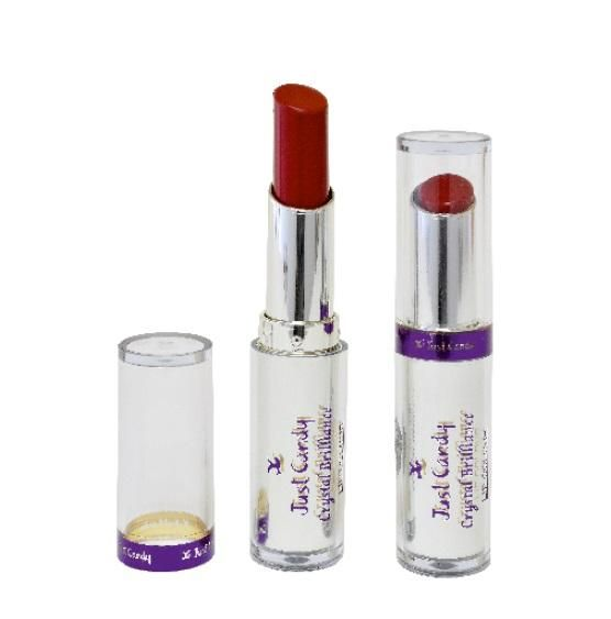 Just Candy Crystal Brilliance Lipstick (Pack Of 3 + 1)