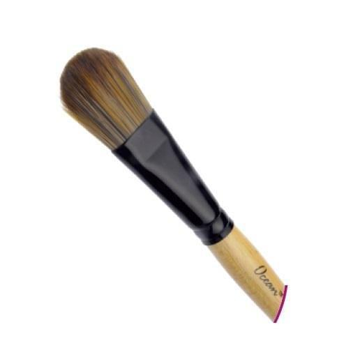 Ocean Professional Foundation Brush (Pack Of 3)
