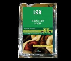 Lass Naturals Herbal Henna Powder (Pack Of 5)