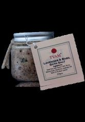 TVAM Bath Salt - Lavender & Basil, 250Gm