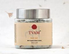 TVAM Bath Salt - Mint Crystals & Neem, 250Gm