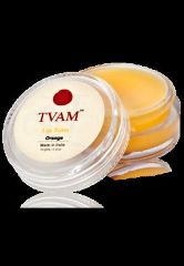 TVAM Lip Balm - Orange (Pack Of 2)