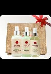 TVAM Hair Care Gift Pack 3, 600Gm