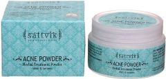 Sattvik Organics Acne Powder (Pack Of 3)