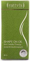 Sattvik Organics Shape On Oil (Pack Of 3)