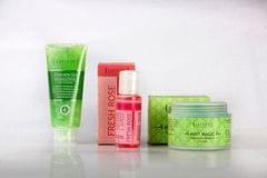 Sattvik Organics Skin -Tastic Combo, 250Gm