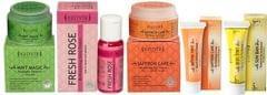 Sattvik Organics Hydrates And Detoxifies Skin Combo, 274Gm