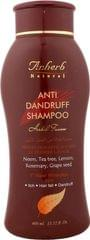 Anherb Anti Dandruff Shampoo, 400ml (Pack Of 3)
