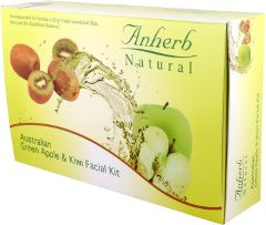Anherb Green Apple Kiwi Kit (Pack Of 3)