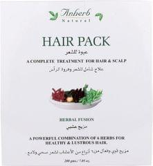 Anherb Hair Pack (Pack Of 5)