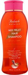 Anherb Mix Fruit Shampoo, 400ml (Pack Of 4)