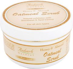 Anherb Oatmeal Scrub, 200ml (Pack Of 4)