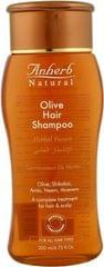 Anherb Olive Hair Shampoo, 200ml (Pack Of 4)