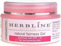 Herbline Natural Fairness Gel (Pack Of 3)