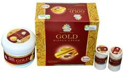 Vania Gold Bleach Cream (Pack of 3)