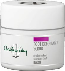 Christine Valmy Foot Exfoliant, 250Gm