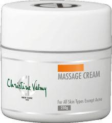 Christine Valmy Massage Cream, 250Gm