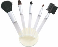 Basicare Cosmetic Brush Set (Pack Of 2)