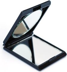 Basicare Compact Make Up Mirror (Pack Of 3)