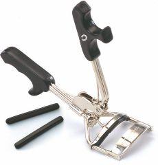 Basicare Euro Eyelash Curler With Black Plastic Handles (Pack Of 3)
