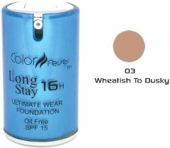 Color Fever Face Foundation - Wheatish To Dusky (Set Of 4)