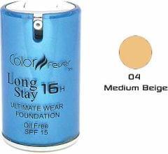 Color Fever Face Foundation - Medium Beige (Set Of 4)