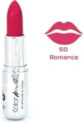 Color Fever Lip Bomb Creme Lipstick - Romance (Set Of 4)