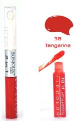 Bonjour Paris 2 in 1 Lip Gloss - Tangerine (Set of 4) LGB07-38