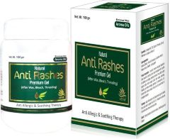 Vania Natural Anti Rashes Premium Gel (Pack of 3)