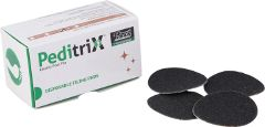 Roots Professional Peditrix - Disposable filing pads - Grit 80 - SKU PPF80