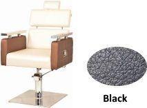 Jacko Salon Chair Model 3  (Color Black)