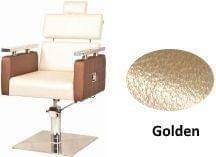Jacko Salon Chair Model 3 (Color Golden)