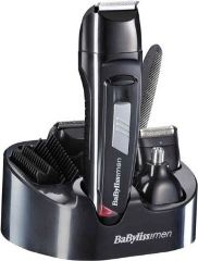 Babyliss E824E - TRIMMERS-MULTI PURPOSE TRIMMER 8 IN 1 WATERPROOF -FACE & BODY
