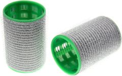 Denman Extra Large Thermoceramic Roller (Green Barrels) - Tcr4