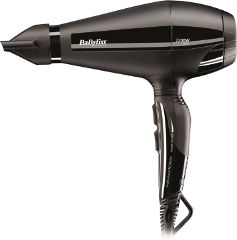 Babyliss 6611E - HAIRDYERS-LE PRO SILENCE - 2200W AC MOTOR ( MADE IN ITALY)