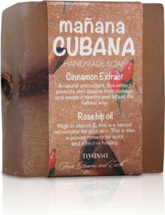 Nyassa  Manana Cubana  Handmade Soap (Pack Of 3)