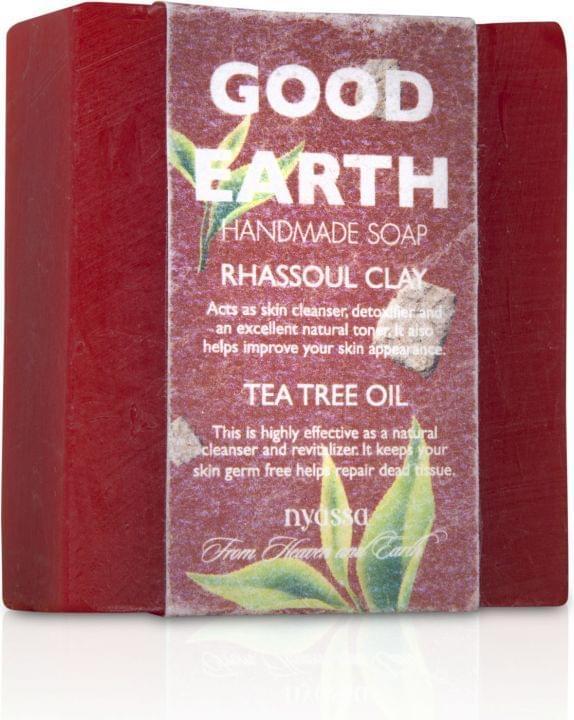 Nyassa  Good Earth Handmade Soap (Pack Of 3)