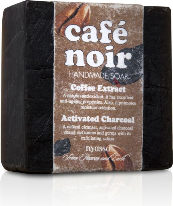 Nyassa  Cafe Noir  Handmade Soap (Pack Of 3)