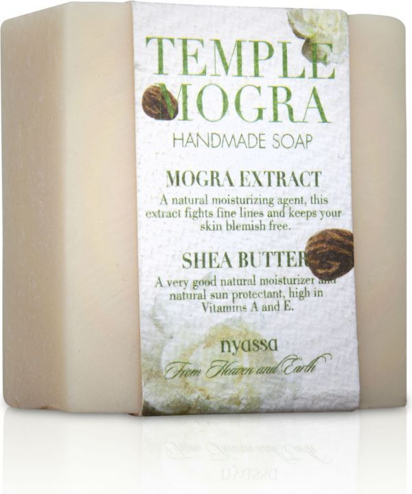 Nyassa  Temple Mogra  Handmade Soap (Pack Of 3)