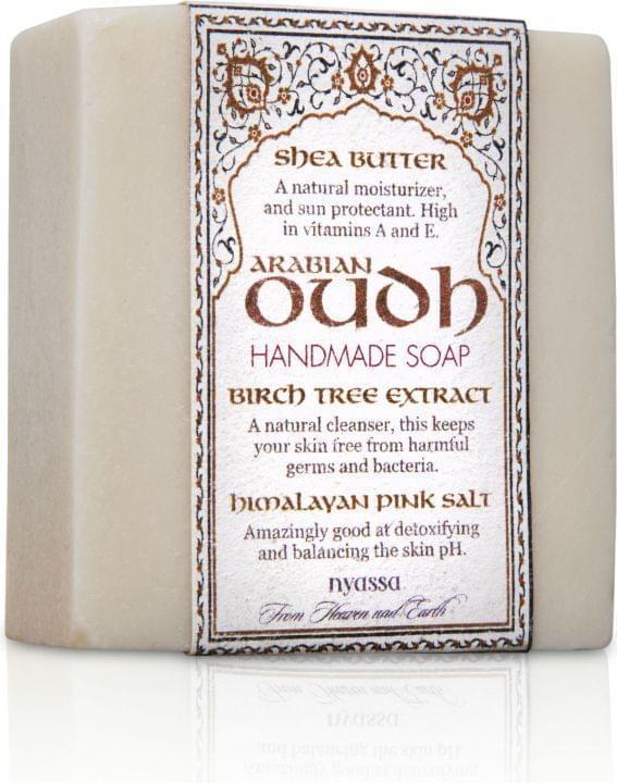 Nyassa  Arabian Oudh  Handmade Soap (Pack Of 3)