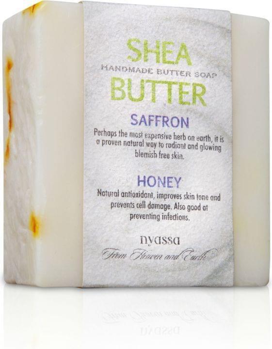 Nyassa  Shea Butter  Butter Soap (Pack Of 3)