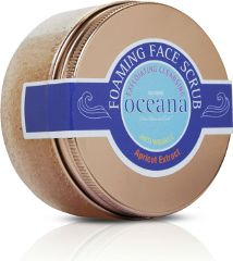 Nyassa Foaming Face Scrub - Oceana, 215Gm