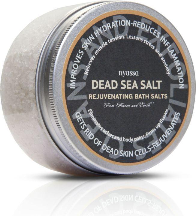 Nyassa Dead Sea Salt Bath Salt (Pack Of 2)