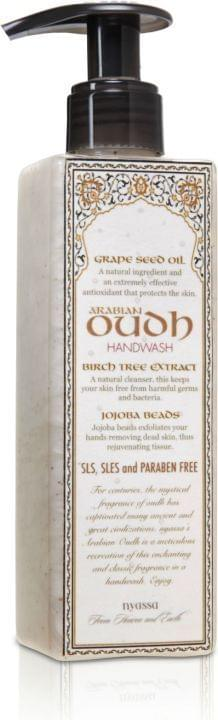 Nyassa Arabian Oudh Hand Wash, 265Ml