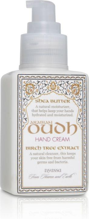 Nyassa Arabian Oudh Hand Cream (Pack Of 2)