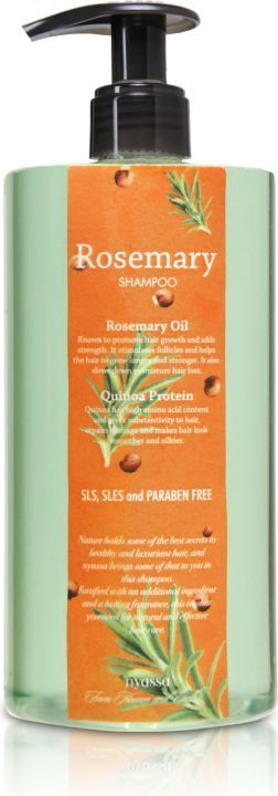 Nyassa Rosemary  Shampoo, 500Ml