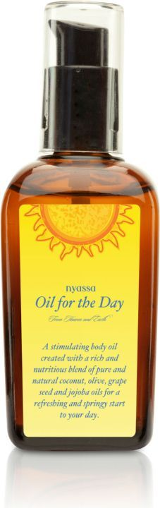 Nyassa Oil For The Day Body Oil, 100Ml