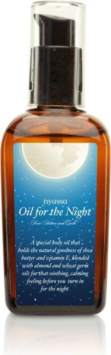 Nyassa Oil For The Night Body Oil, 100Ml