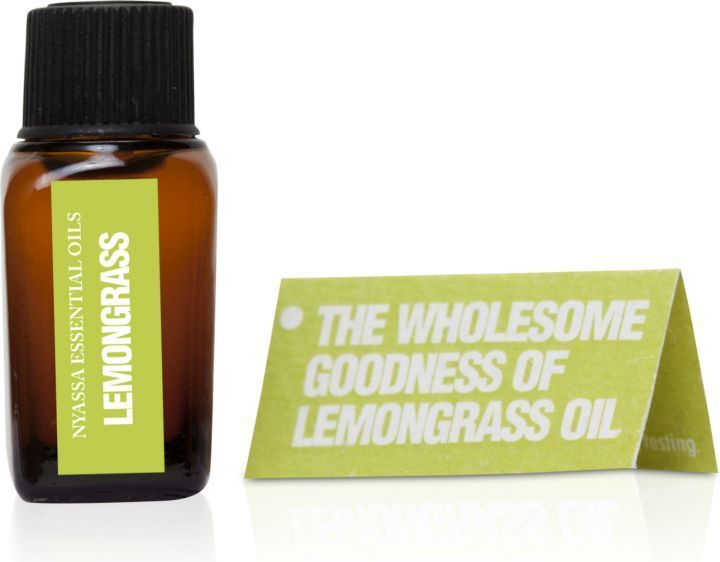 Nyassa Lemongrass  Essential Oil (Pack Of 2)